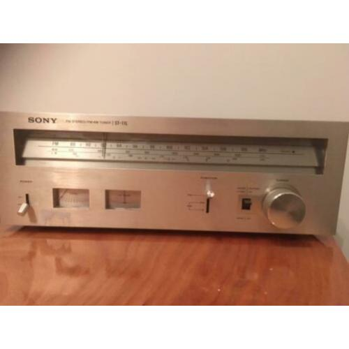 sony AM/FM tuner ST-11L