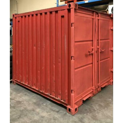 Opslagcontainer 2,40 x 2,20 8ft