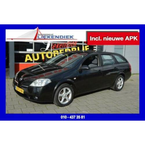 Nissan Primera Estate 2.0 Business Edition Automaat I Airco