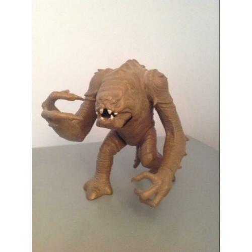 Star Wars vintage Rancor monster