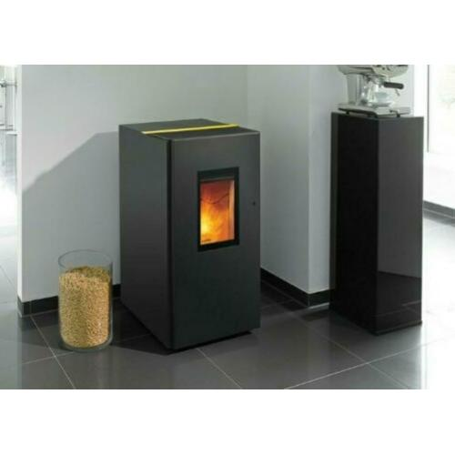 *SUPERSTUNT* op Duitse Pelletkachel Wodtke Pat Air+ / 8 kW