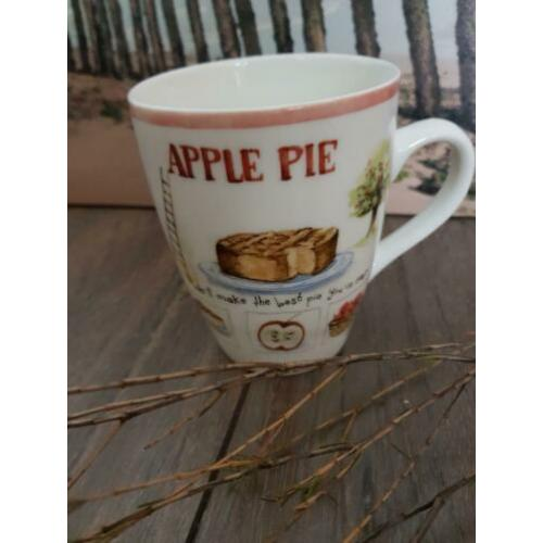 Jet ter steege mok 'apple pie'