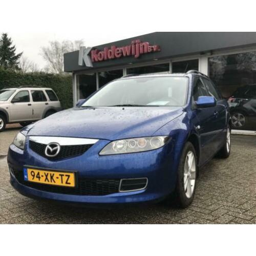 Mazda 6 Sportbreak 1.8/Ecc/Cruise (bj 2007)