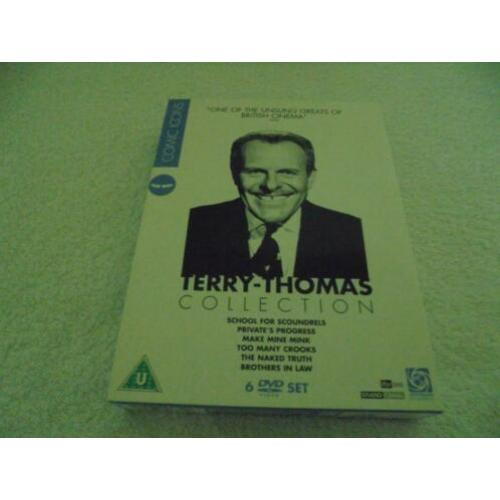 DVD - The Terry Thomas collection.