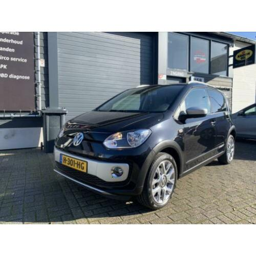 Volkswagen CROSS UP! 1.0 55KW/75PK 5-DRS 2013 Zwart