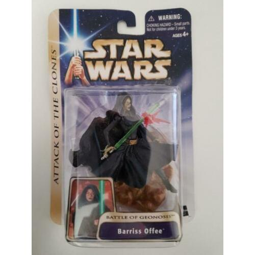 -40% Star Wars Saga 03-12 Barriss Offee (Jedi Padawan) gold