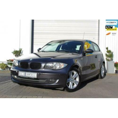 BMW 1-serie 118i Executive - PDC voor en achter - Cruise-con
