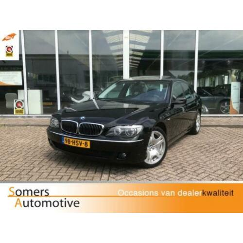 BMW 7-serie 740i High Executive facelift lm19 dak nwst