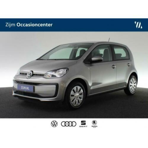 Volkswagen up! 1.0 60pk BMT move up! | Airco | DAB | Led dag